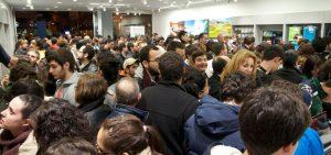 Inaguración Tienda Apple Ourense