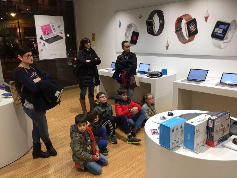 Ourense. Talleres de Robótica Educativa