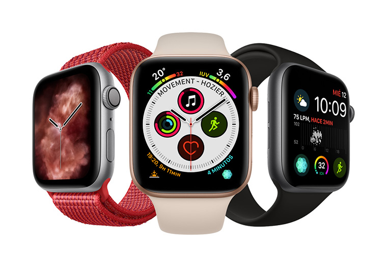 Apple WATCH en AS Computer