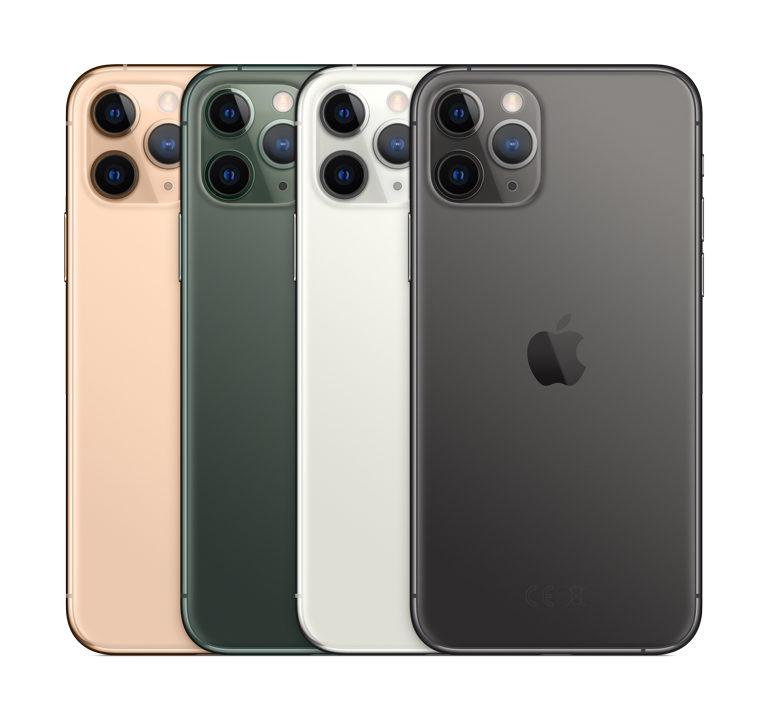 Todo sobre los nuevos iPhone 11 Pro en las tiendas AS Computer de Galicia.