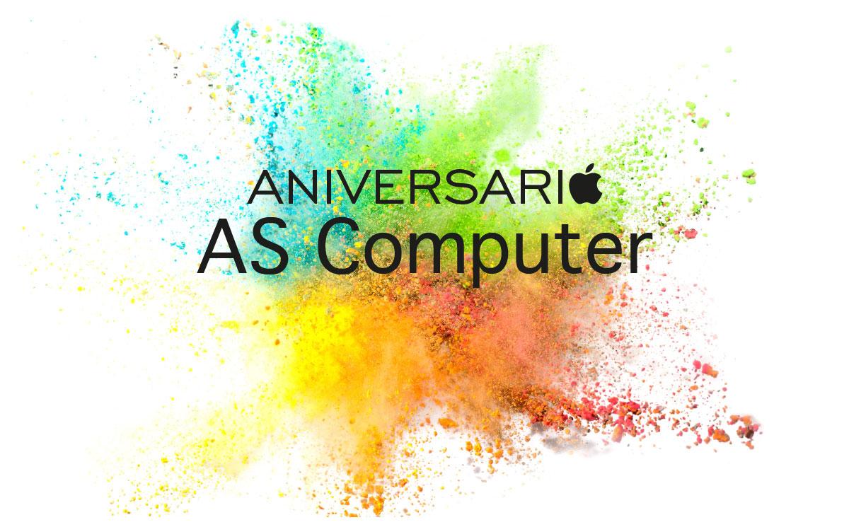 Aniversario AS Computer